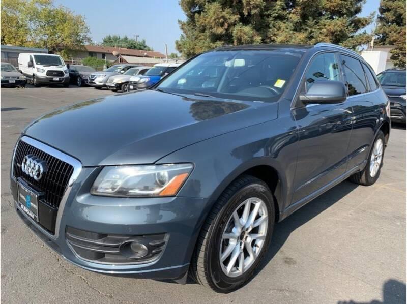 2010 Audi Q5 for sale at AutoDeals in Hayward CA