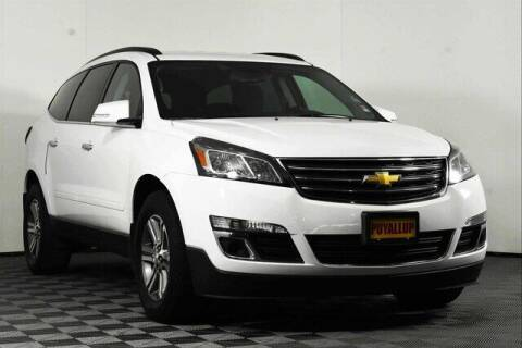 2017 Chevrolet Traverse for sale at Washington Auto Credit in Puyallup WA