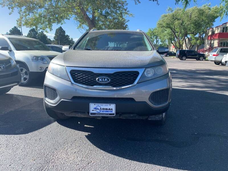 2011 Kia Sorento for sale at Global Automotive Imports in Denver CO