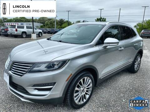 2018 Lincoln MKC for sale at Kindle Auto Plaza in Middle Township NJ
