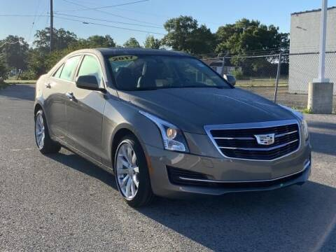 2017 Cadillac ATS for sale at Betten Baker Preowned Center in Twin Lake MI