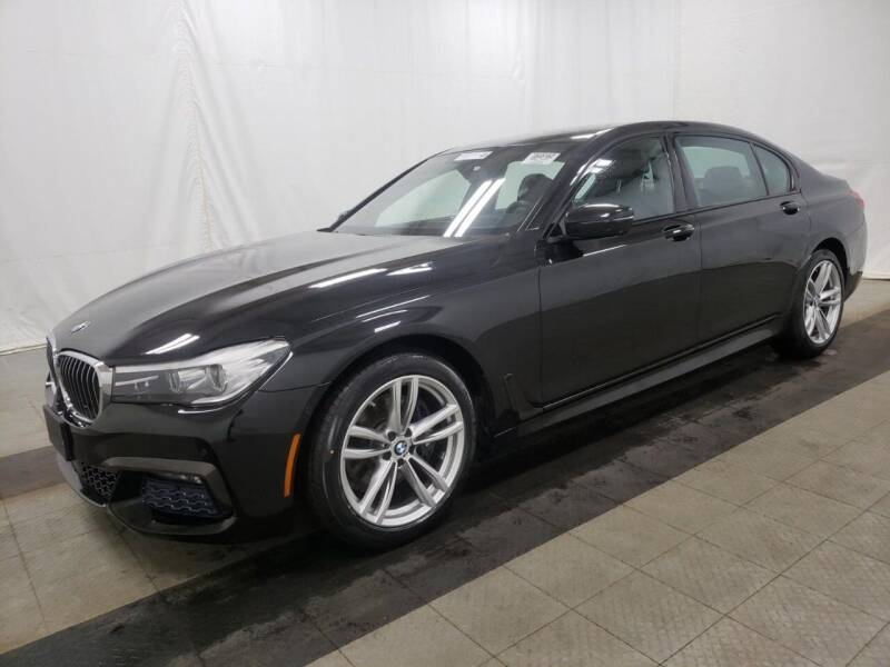 2017 BMW 7 Series for sale at BAVARIAN AUTOGROUP LLC in Kansas City MO