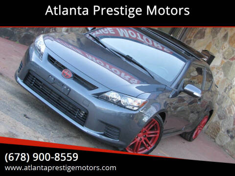 2013 Scion tC for sale at Atlanta Prestige Motors in Decatur GA