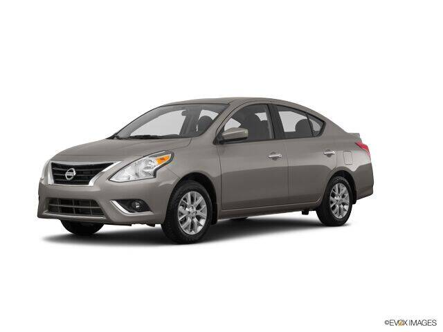 2017 Nissan Versa for sale at Rick Hill Auto Credit in Dyersburg TN