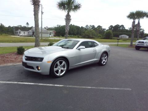 2010 Chevrolet Camaro for sale at First Choice Auto Inc in Little River SC