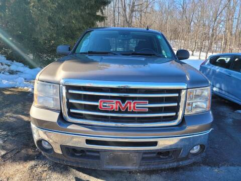 2012 GMC Sierra 1500 for sale at Sussex County Auto & Trailer Exchange -$700 drives in Wantage NJ