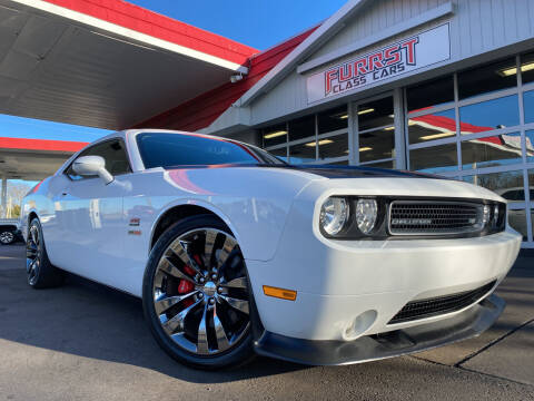 2013 Dodge Challenger for sale at Furrst Class Cars LLC  - Independence Blvd. in Charlotte NC