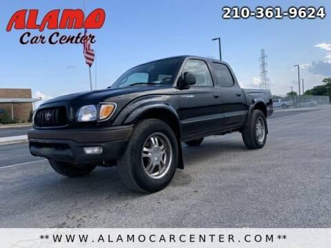 2004 Toyota Tacoma for sale at Alamo Car Center in San Antonio TX