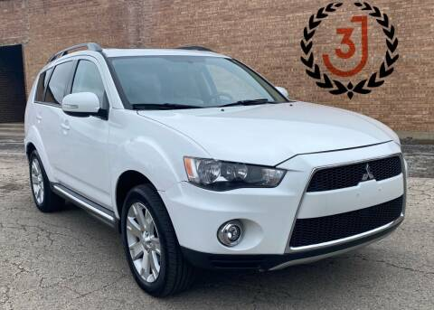 2012 Mitsubishi Outlander for sale at 3 J Auto Sales Inc in Arlington Heights IL