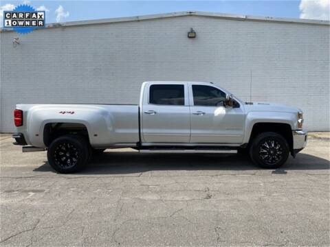 2018 Chevrolet Silverado 3500HD for sale at Smart Chevrolet in Madison NC