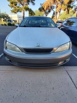 1999 Lexus ES 300 for sale at Arizona Auto Resource in Tempe AZ