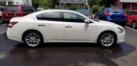 2010 Nissan Maxima for sale at Roy's Auto Sales in Harrisburg PA
