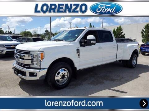 2018 Ford F-350 Super Duty for sale at Lorenzo Ford in Homestead FL