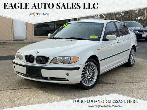 2003 BMW 3 Series for sale at Eagle Auto Sales LLC in Holbrook MA