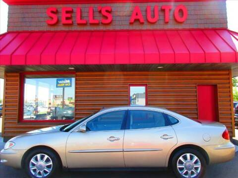 2005 Buick LaCrosse for sale at Sells Auto INC in Saint Cloud MN
