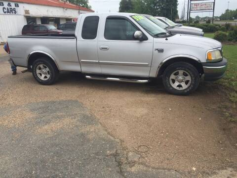 2001 Ford F-150 for sale at B & B CARS llc in Bossier City LA