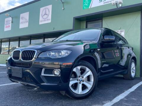 2014 BMW X6 for sale at KARZILLA MOTORS in Oakland Park FL