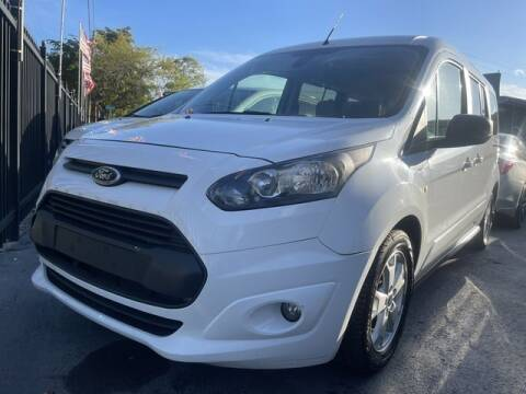 2015 Ford Transit Connect Wagon for sale at Meru Motors in Hollywood FL