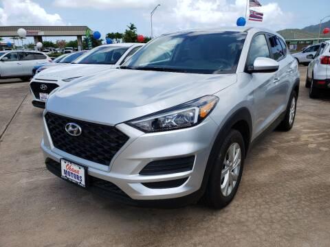 2019 Hyundai Tucson for sale at Ohana Motors in Lihue HI