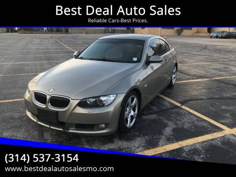 2008 BMW 3 Series for sale at Best Deal Auto Sales in Saint Charles MO