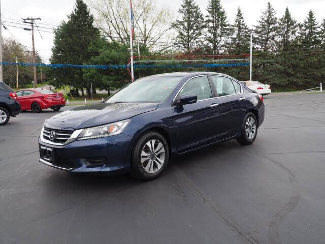 2013 Honda Accord for sale at Patriot Motors in Cortland OH