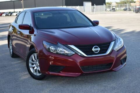 2016 Nissan Altima for sale at Big O Auto LLC in Omaha NE
