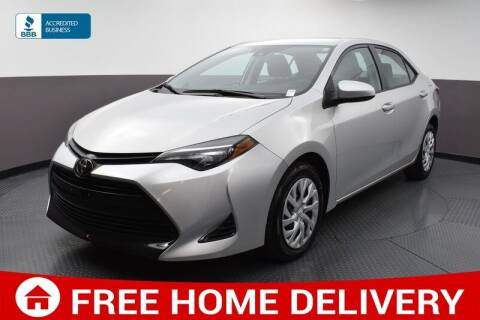 2019 Toyota Corolla for sale at Florida Fine Cars - West Palm Beach in West Palm Beach FL