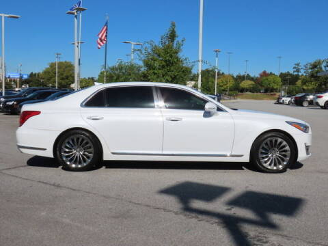 2017 Genesis G90 for sale at Southern Auto Solutions - Georgia Car Finder - Southern Auto Solutions - BMW of South Atlanta in Marietta GA