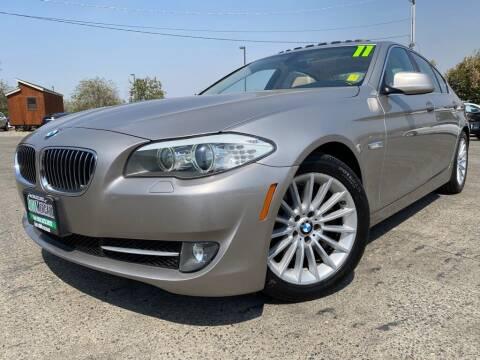 2011 BMW 5 Series for sale at Auto Mercado in Clovis CA