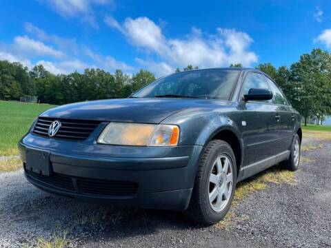 2000 Volkswagen Passat for sale at GOOD USED CARS INC in Ravenna OH