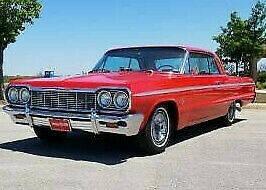 1964 Chevrolet Impala for sale at CHRIS AUTO SALES in Cincinnati OH
