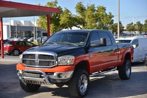 2008 Dodge Ram Pickup 2500 for sale at Motor Car Concepts II - Colonial Location in Orlando FL