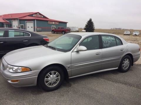 2005 Buick LeSabre for sale at THEILEN AUTO SALES in Clear Lake IA