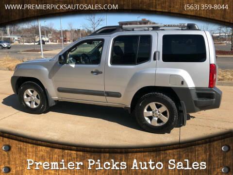 2013 Nissan Xterra for sale at Premier Picks Auto Sales in Bettendorf IA