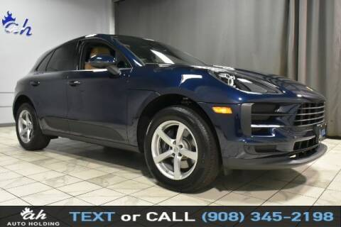 2020 Porsche Macan for sale at AUTO HOLDING in Hillside NJ