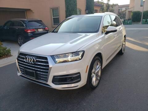 2018 Audi Q7 for sale at Auto Facil Club in Orange CA