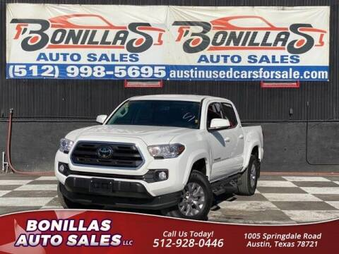 2019 Toyota Tacoma for sale at Bonillas Auto Sales in Austin TX