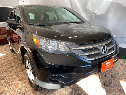 2014 Honda CR-V for sale at TOP SHELF AUTOMOTIVE in Newark NJ