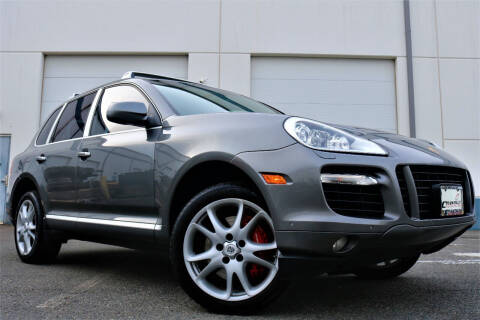 2008 Porsche Cayenne for sale at Chantilly Auto Sales in Chantilly VA
