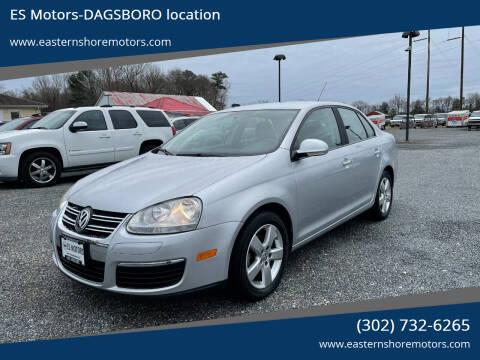 2009 Volkswagen Jetta for sale at ES Motors-DAGSBORO location in Dagsboro DE