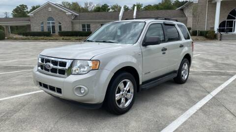 2008 Ford Escape for sale at 411 Trucks & Auto Sales Inc. in Maryville TN