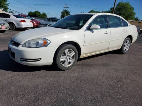 2007 Chevrolet Impala for sale at Geareys Auto Sales of Sioux Falls, LLC in Sioux Falls SD