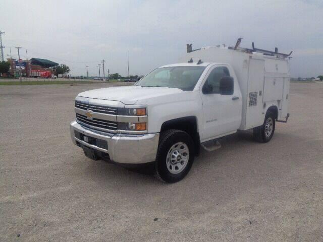 2015 Chevrolet Silverado 3500HD for sale at SLD Enterprises LLC in Sauget IL