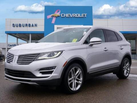 2015 Lincoln MKC for sale at Suburban Chevrolet of Ann Arbor in Ann Arbor MI