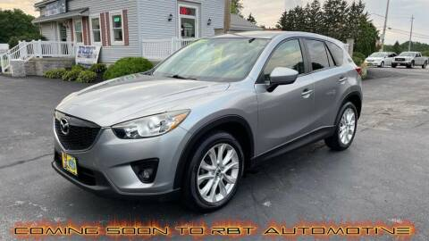 2013 Mazda CX-5 for sale at RBT Automotive LLC in Perry OH