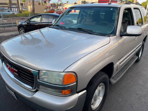 2005 GMC Yukon for sale at CARZ in San Diego CA