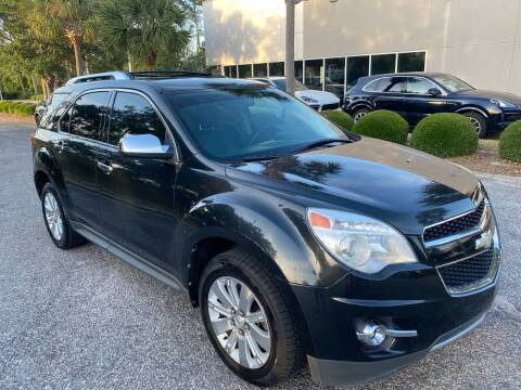 2011 Chevrolet Equinox for sale at Asap Motors Inc in Fort Walton Beach FL