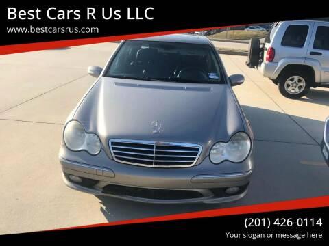 2006 Mercedes-Benz C-Class for sale at Best Cars R Us LLC in Irvington NJ