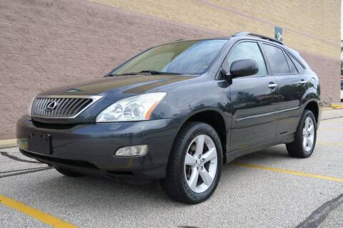 2009 Lexus RX 350 for sale at NeoClassics in Willoughby OH