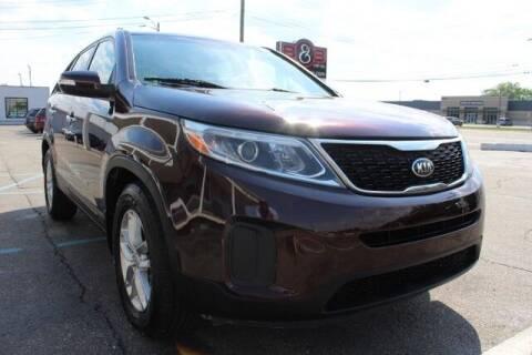 2015 Kia Sorento for sale at B & B Car Co Inc. in Clinton Township MI